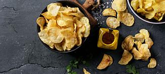 Finnes det egentlig sunne alternativer i chips-hylla?