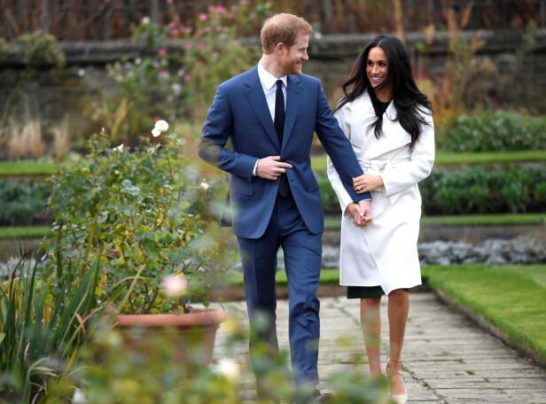Dronningen må godkjenne brudekjolen til Meghan Markle