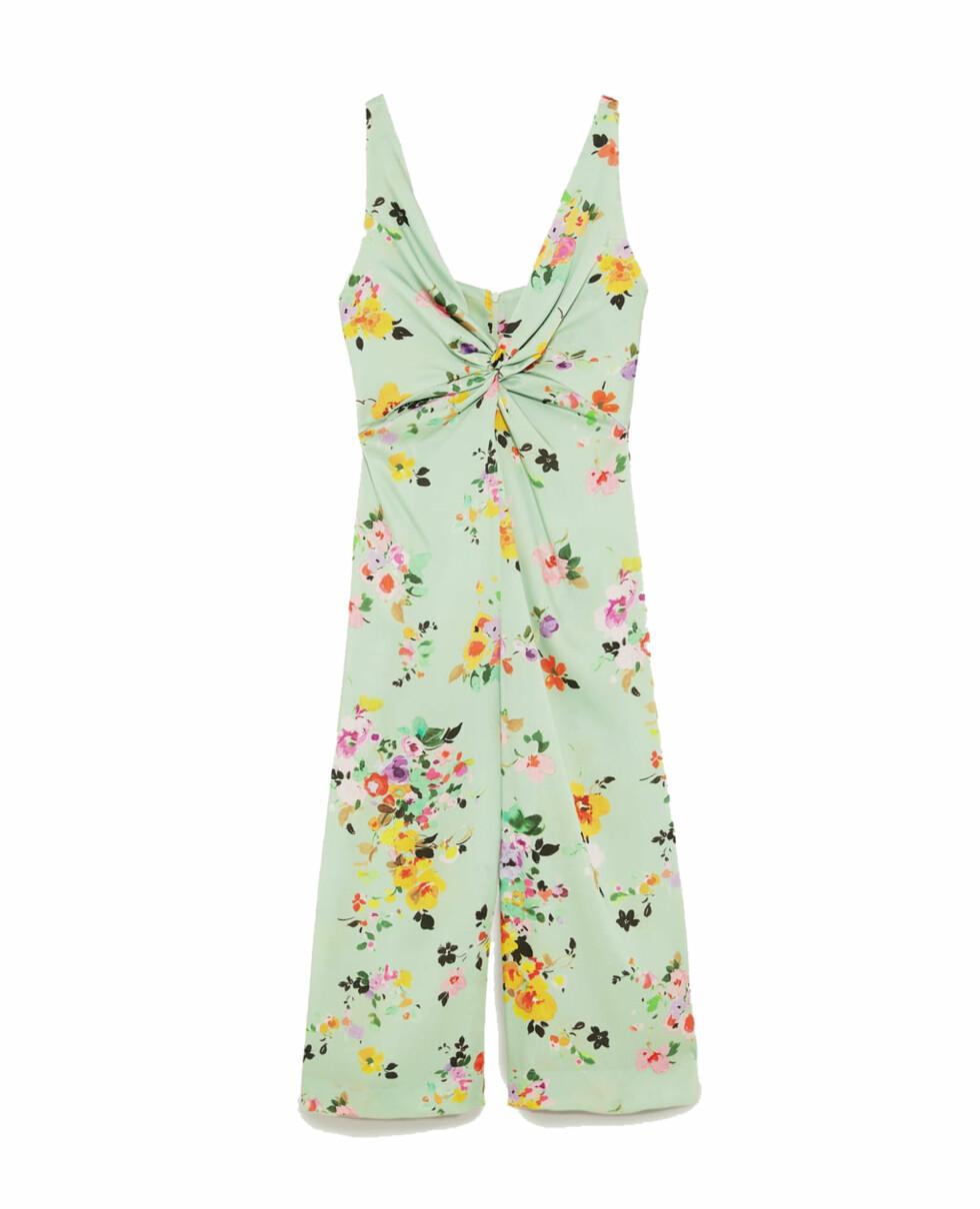 Jumpsuit fra Zara |549,-| https://www.zara.com/no/no/cropped-jumpsuit-med-rynking-p02941100.html?v1=6203557&v2=805003