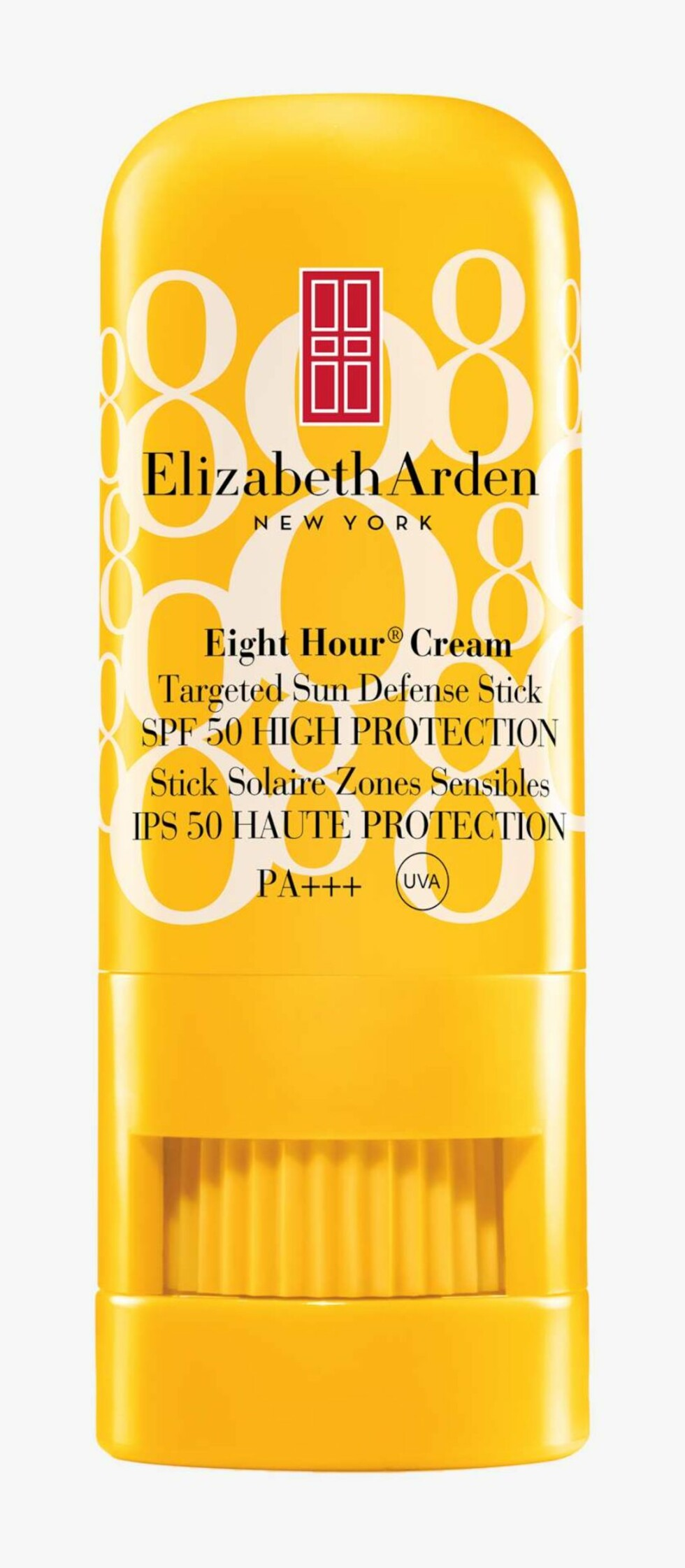Defense Stick fra Elizabeth Arden |200,-| https://www.kicks.no/hudpleie/solbeskyttelse/ansikt/spf-hoy/eight-hour-cream-targeted-sun-defense-stick-spf-50