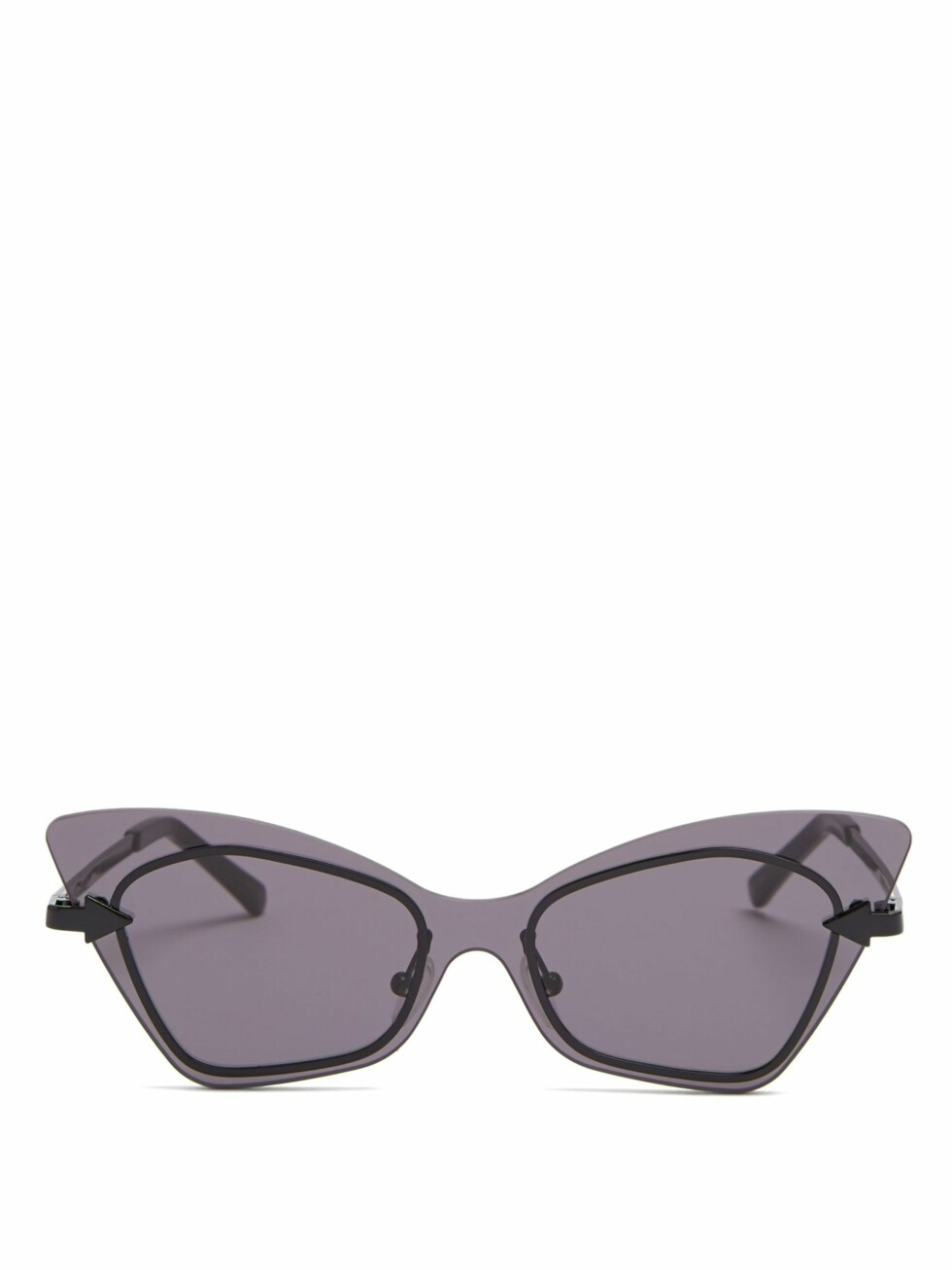 Solbriller fra Karen Walker |1755,-| https://www.matchesfashion.com/intl/products/Karen-Walker-Eyewear-Mrs-Brill-cat-eye-acetate-sunglasses%09-1208285