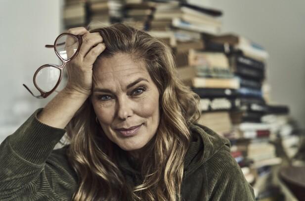 VIL IKKE FJERNE RYNKENE: Renée vil ikke fjerne rynkene sine med Botox, for hun vil ikke miste mimikken sin. FOTO: Runolfur Gudbjörnsson