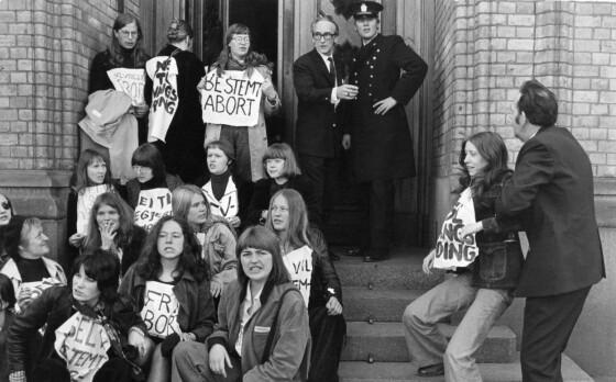 - Det var ikke før jeg selv fikk utført en abort, at jeg innså hvilken kamp kvinnene før meg har kjempet