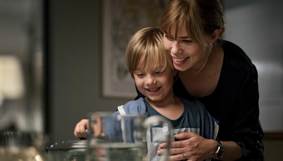 I tv-serien «Greyzone» spiller Birgitte alenemoren Victoria som blir kidnappet. FOTO: Agnete Schlichtkrull