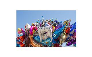 Hvor ille er det egentlig om du kjøper poden en heliumballong på 17. mai?