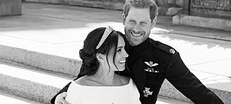 Høydepunktene fra Meghan og Harrys liv som kongelige