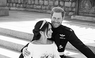 7 ganger Meghan og Harry valgte å hylle Diana under bryllupet