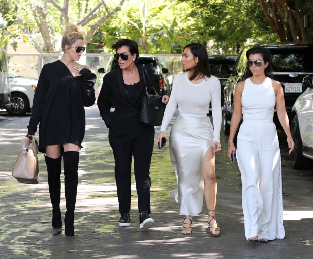 BUSINESS-KVINNER: Disse damene har gjort gode penger på både tv-serie og egne produkter de har utviklet. Foto: Scanpix