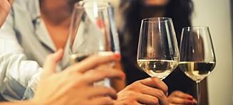 - Disse er mest utsatt for å få et alkoholproblem