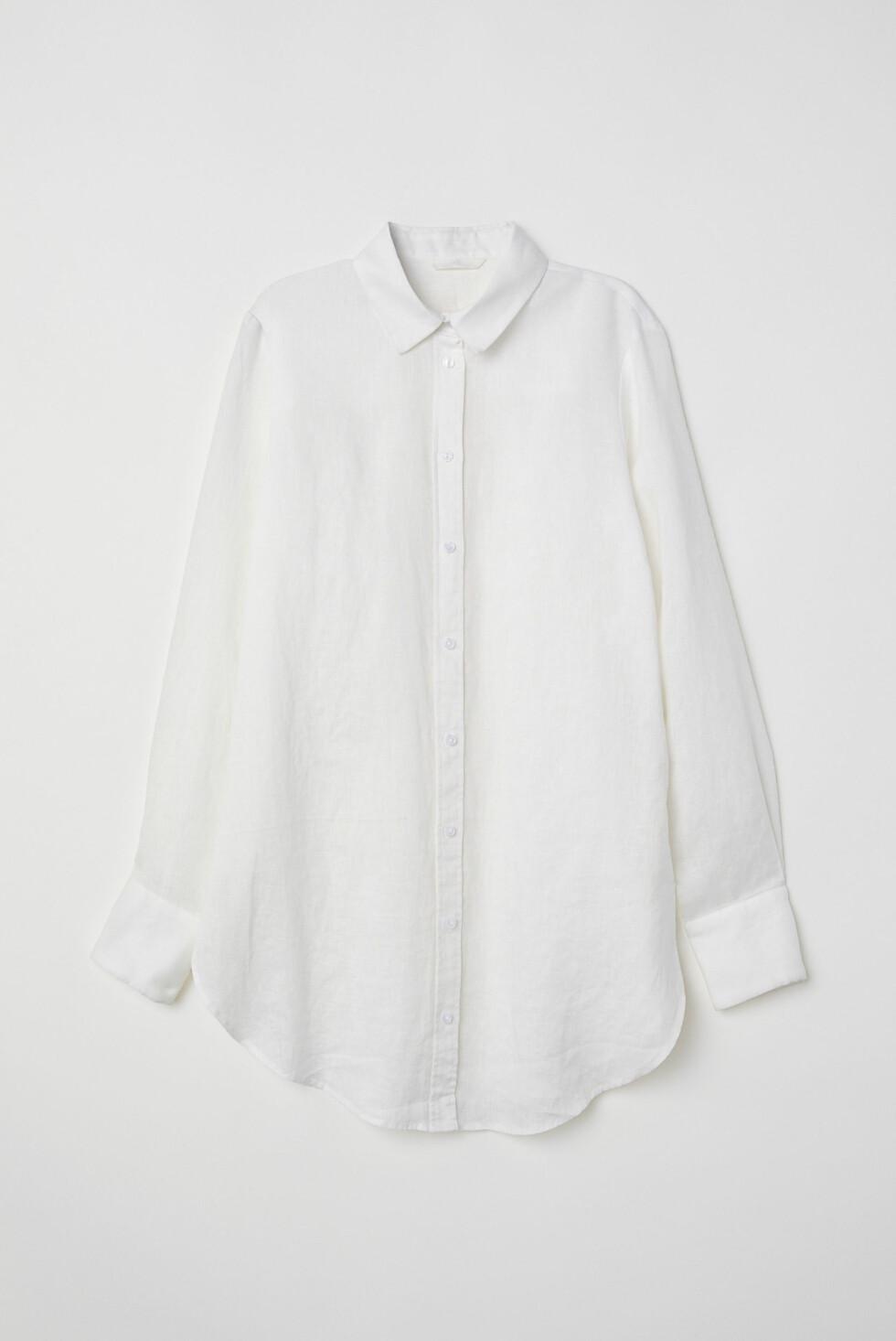 Linskjorte fra H&M, kr 399.