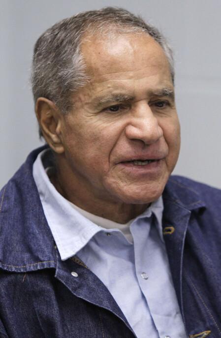 <strong>HUSKER IKKE SKUDDENE:</strong> Sirhan Sirhan sitter den dag i dag i fengsel, og 74-åringen har tidligere hevdet at han ikke husker noen ting fra hendelsen. FOTO: NTB Scnapix