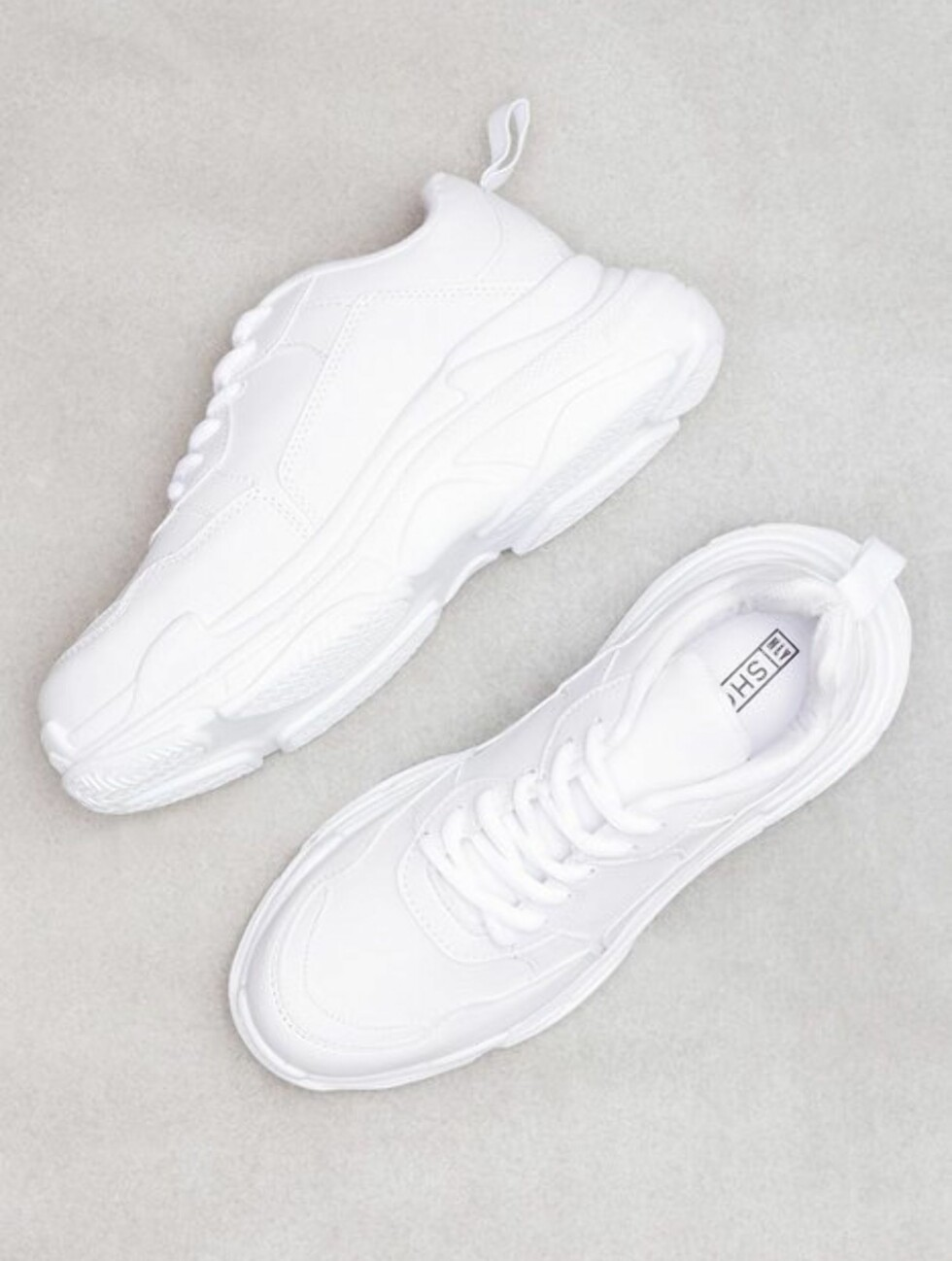 Sneakers fra Nelly |399,-| https://nelly.com/no/kl%C3%A6r-til-kvinner/sko/sneakers/nly-shoes-427/perfect-chunky-sneaker-429459-0001/
