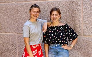 Anette (27) og Susanne (26) levde en måned uten plast