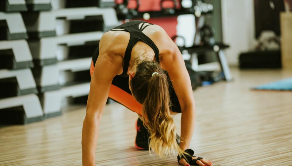 HØYINTENSIVE ØKTER: - Det er ingen tvil om at høyintensive økter er effektive. Det har forskerne bak «7- minute workout» og stort sett all forskning rundt høyintensiv trening konstatert, sier eksperten. FOTO: NTB Scanpix