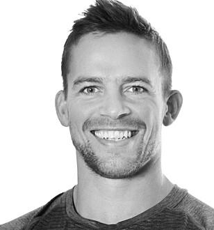 EKSPERTEN: Christian Roness som er ansvarlig for Performance Norden og PT i Sats Elixia.