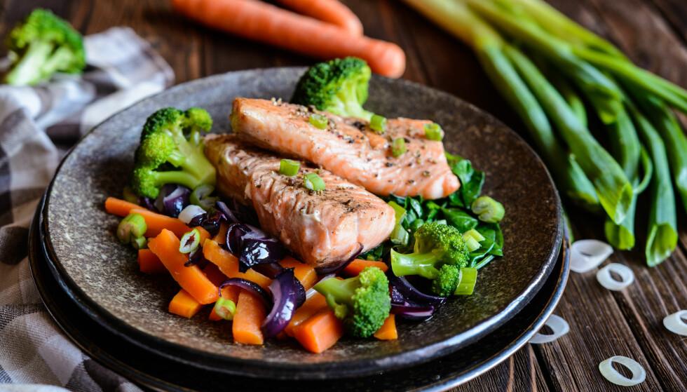 FISK OG GRØNNSAKER: Norsk mat er supertrendy. FOTO: NTB Scanpix
