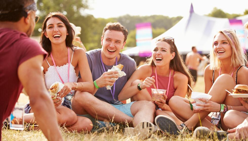FESTIVAL: Sommer = festival! Vi har listet seks koselige festivaler som byr på både musikk og flott natur. FOTO: NTB Scanpix