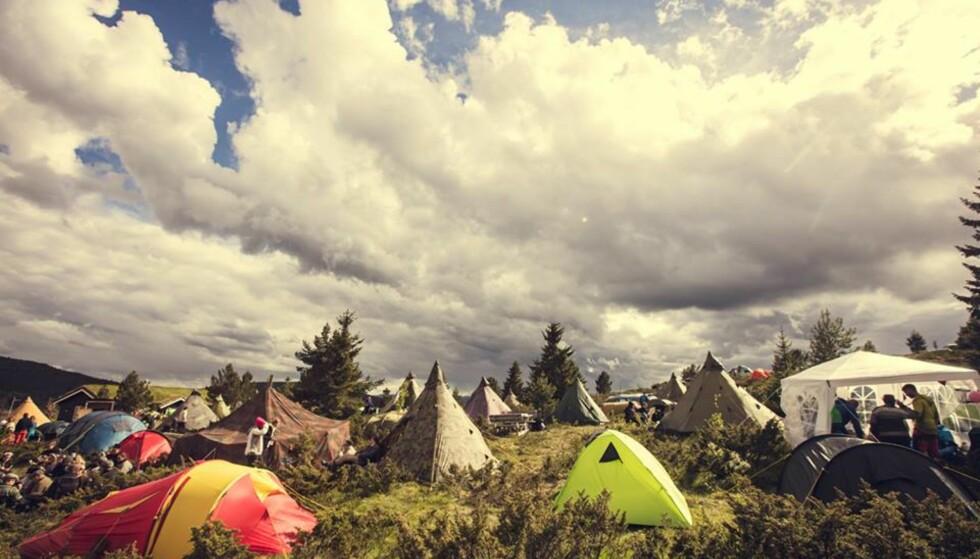 RONDASTÅK: På Rondaståk våkner du opp i idyllisk natur midt i Gudbrandsdalen. FOTO: Bård Gundersen