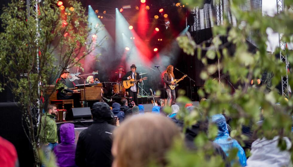 LIVESTOCK: Livestock har en bred og rocka musikkprofil som fenger folk i alle aldre. FOTO: Øystein Jensen