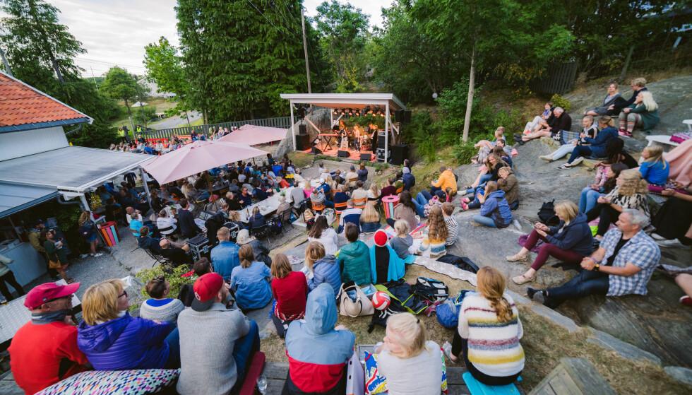 SKÅTØYFESTIVALEN: Festivalen passer for folk i alle aldre, og for barn arrangeres det blant annet eget show og workshop. FOTO: Matias Fosso