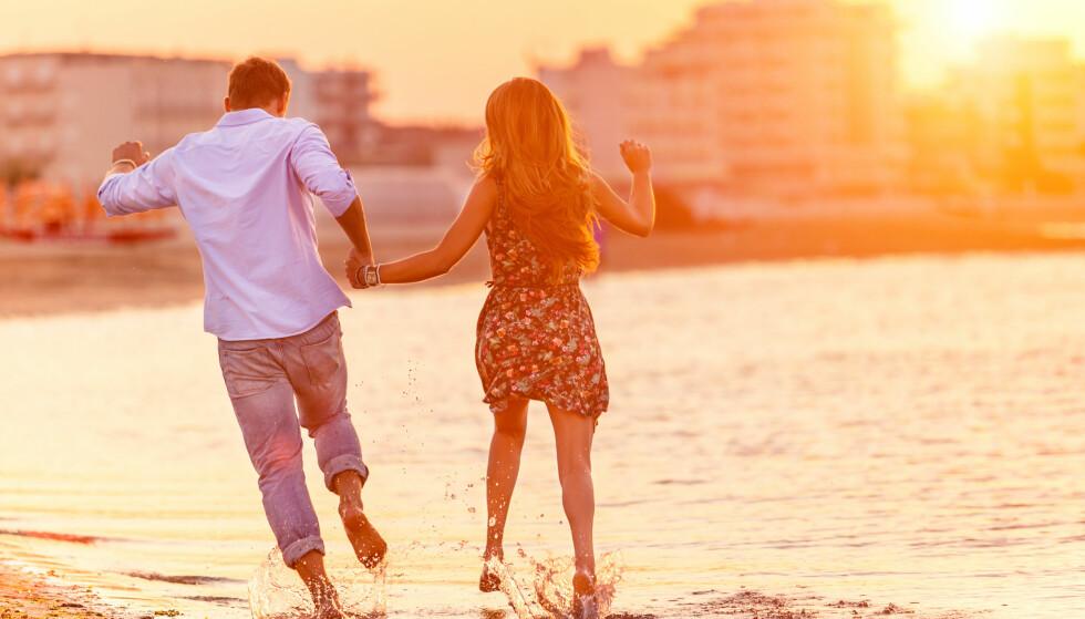 UREALISTISKE FORVENTNINGER:  - Mange par har urealistiske eller veldig ulike forventninger til ferien - noe som kan føre til krangøing, sier eksperten. FOTO: NTB Scanpix
