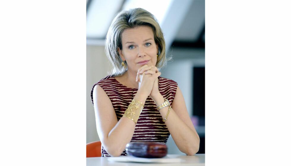 MISTET SØSTEREN I BILULYKKE: I 1997 ble dronning Mathildes lillesøster Marie-Alix og bestemor grevinne Zofia Sapieha-Kodenska drept i en bilulykke. FOTO: NTB Scanpix