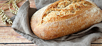 - Brød er ikke usunt