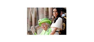Hertuginne Meghan fikk spesiell gave av dronningen
