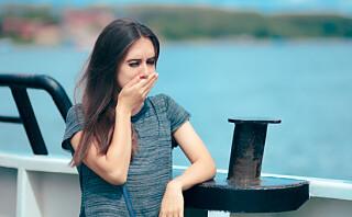 30 prosent av alle reiseglade nordmenn blir syke på ferie