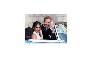 Nå kan du kjøpe brudekjolen til hertuginne Meghan
