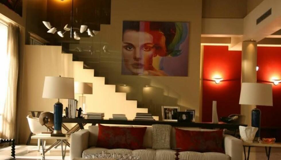 UPPER EAST SIDE: I virkeligheten koster denne luksusleiligheten over 275 millioner kroner. FOTO: Faksimile/ Gossip Girl