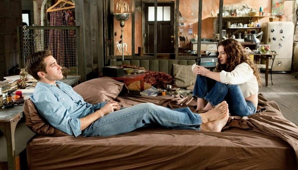 DRØMMELEILIGHETER: Husker du Maggies studio-leilighet i «Love And Other Drugs»? FOTO: Love And Other Drugs