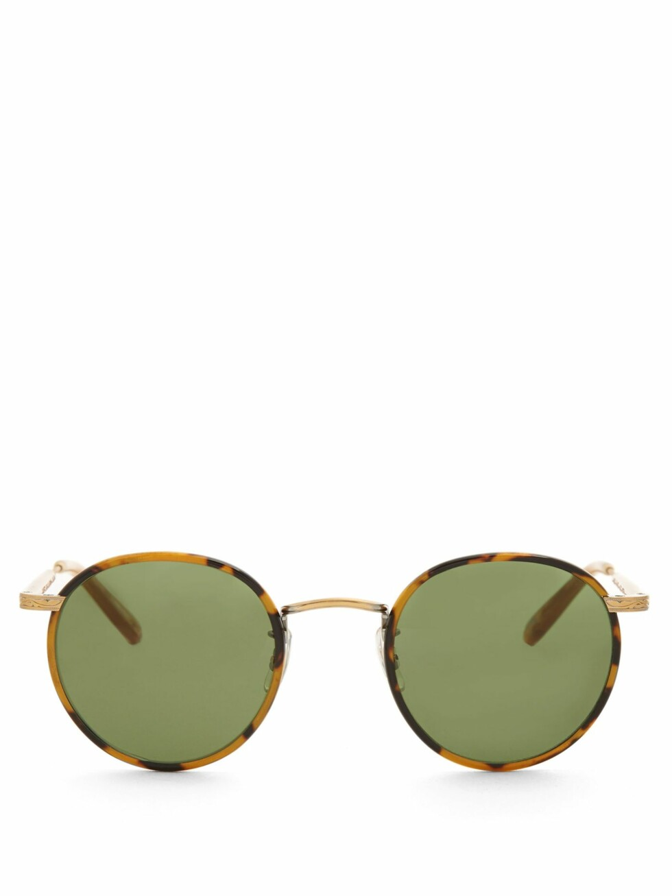 Solbriller fra Garrett Leight |2365,-| https://www.matchesfashion.com/intl/products/Garrett-Leight-Wilson-46-round-frame-sunglasses-1199277