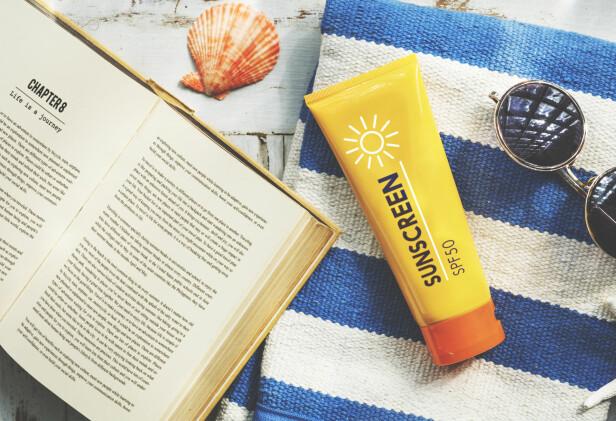 Kan du bruke solkremen fra i fjor?