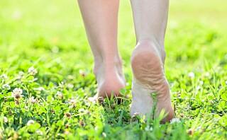 Astrid jogger barbeint: Dette er helsefordelene