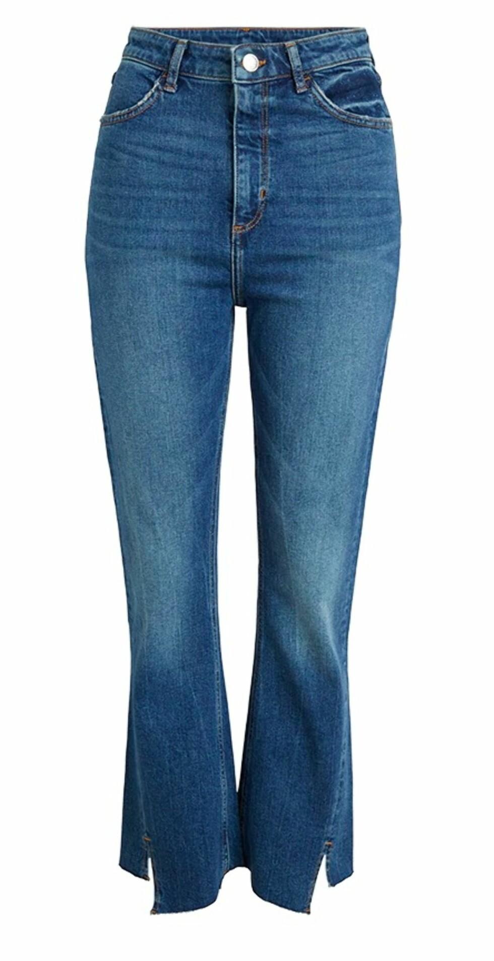 Jeans fra | Lindex | https://www.lindex.com/no/dame/nyheter/7749915/Kick-Flare-High-Jeans/