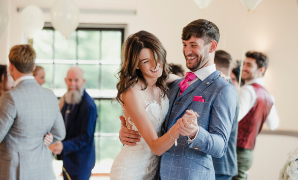 BRYLLUP: I 2017 var de fleste som giftet seg mellom 30 og 34 år. FOTO: NTB Scanpix