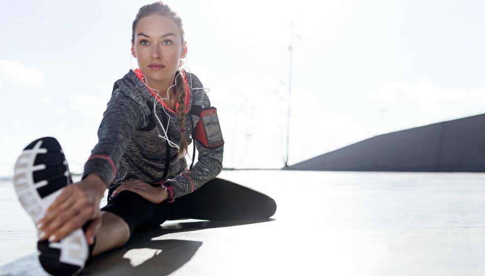 <strong>PROGRESJON:</strong> Har du fokus på progresjon i treningen vil du også se resultatene. FOTO: NTB scanpix