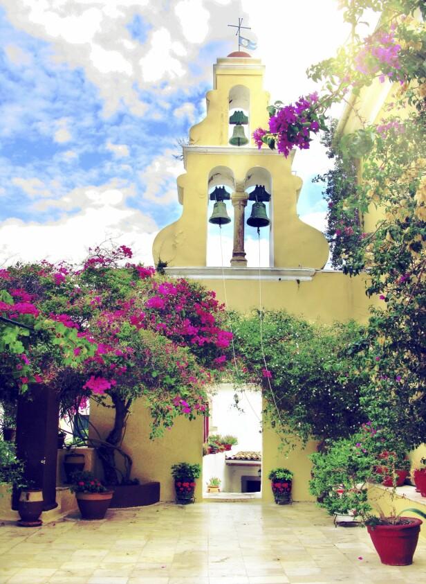 NAXOS: Naxos har de beste strendene i hele regionen, et frodig innland og historiske severdigheter. FOTO: NTB scanpix