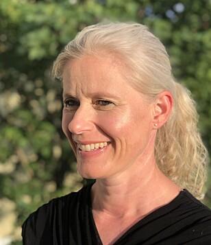 FRA BARNAS PERSPEKTIV: I boken «Den største gaven» har psykolog Mia Tuft blant annet snakket med 13 barn om hvordan autisme påvirker familielivet. Foto: Privat