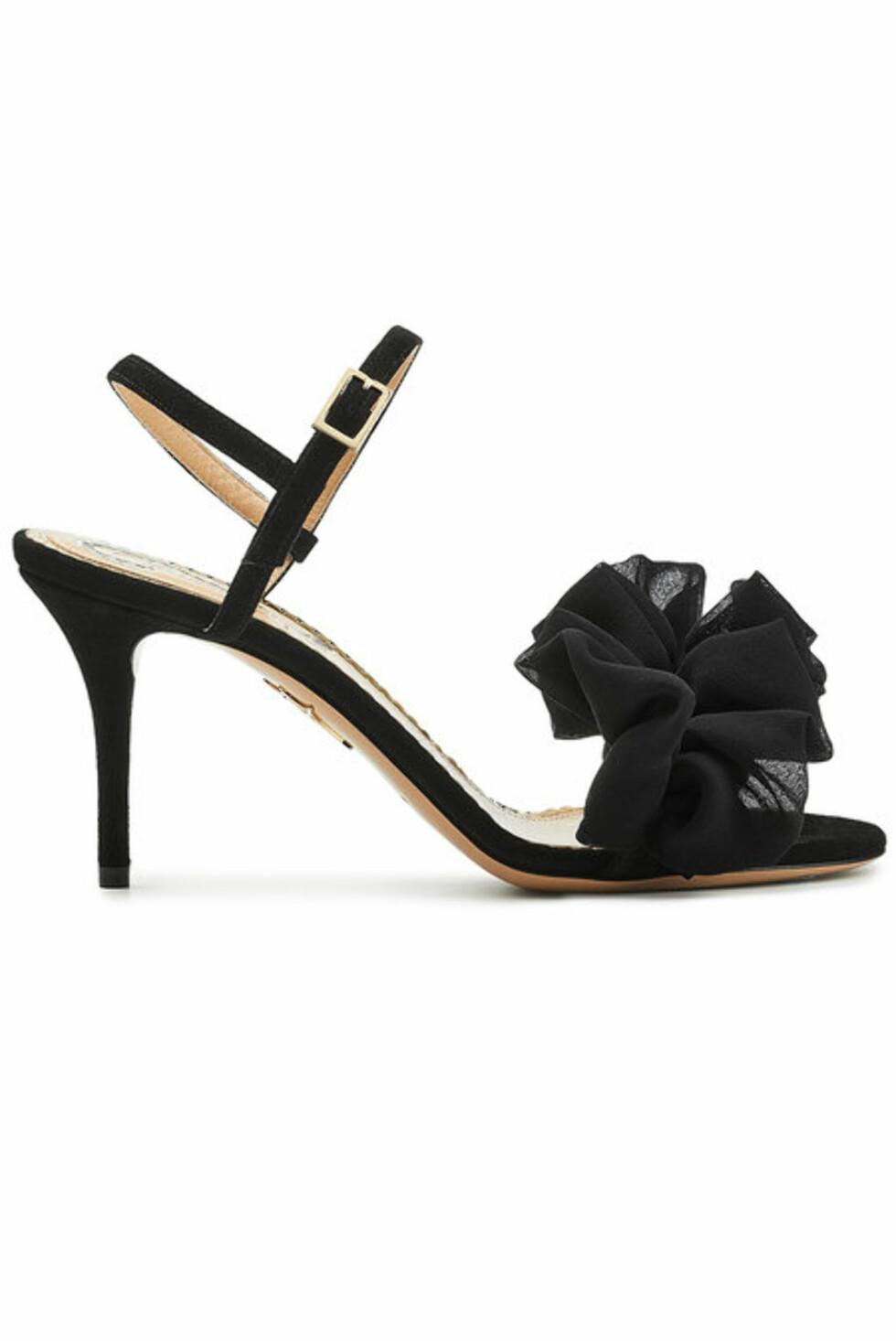 Sko fra Charlotte Olympia |2227,-| https://www.stylebop.com/en-de/women/reia-stiletto-sandals-286545.html