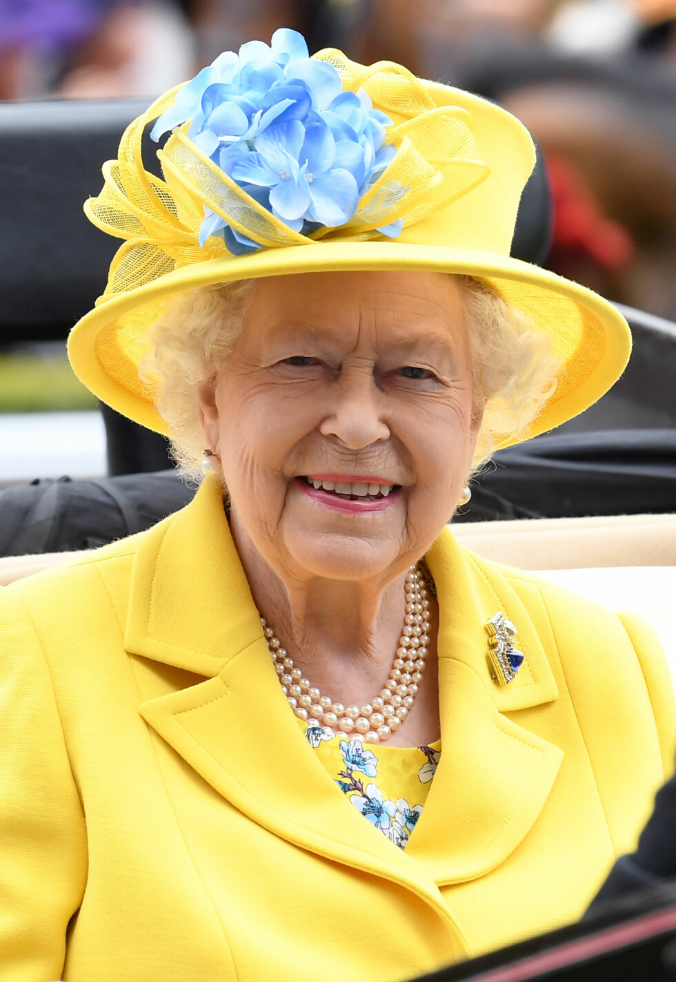 Dronning Elizabeth II