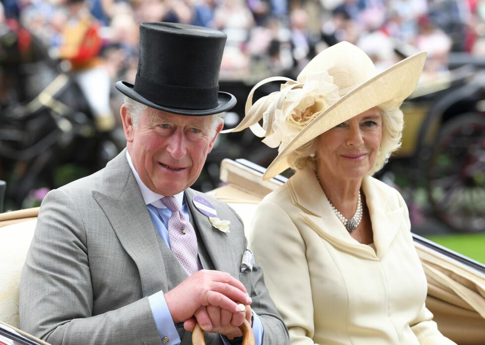 Prins Charles og hertuginne Camilla