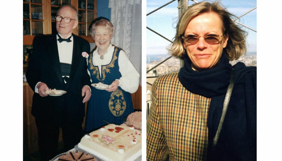 DREPT: Anne Orderud Paust og foreldrene Kristian og Marie Orderud ble drept på Orderud gård natt til pinseaften 22. mai 1999. Den dag i dag står drapsgåten ubesvart. FOTO: NTB Scanpix