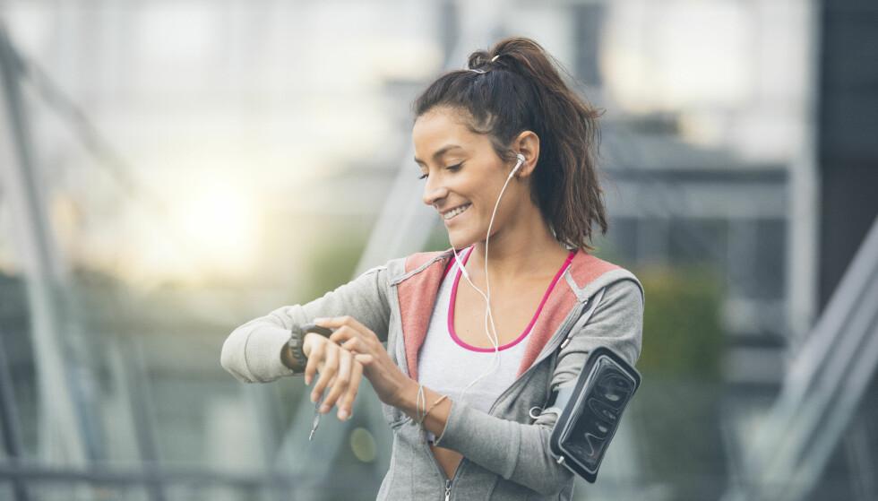 PULSKLOKKE: En pulsklokke kan være et fint verktøy å bruke under treningen, men da bør du vite hvordan du skal bruke den. FOTO: NTB Scanpix