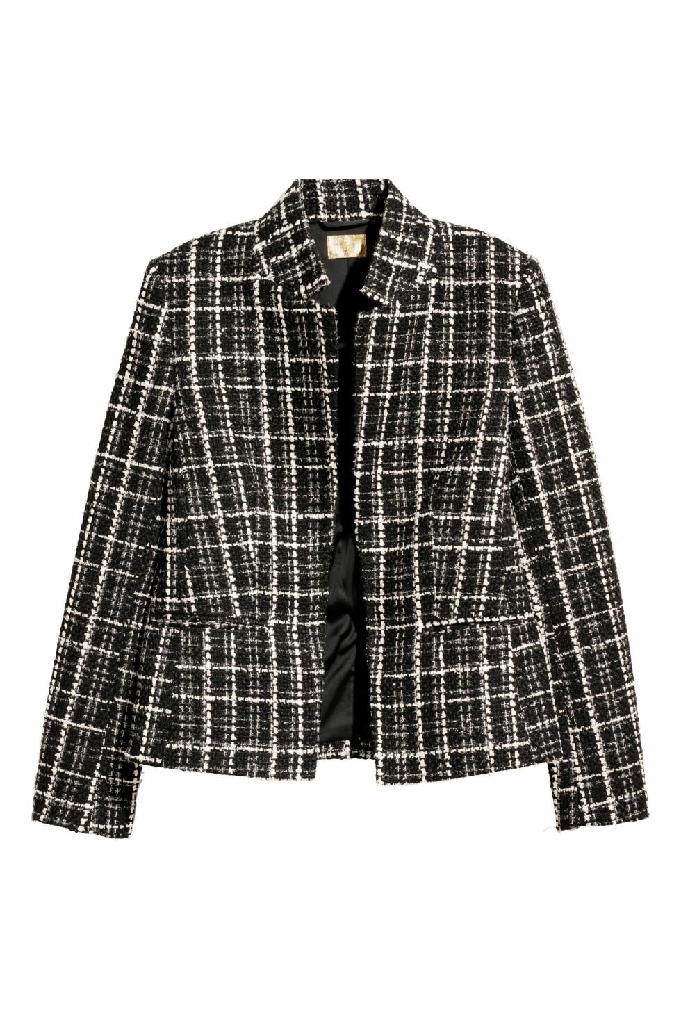 Blazer fra H&M |500,-| http://www2.hm.com/no_no/productpage.0610571001.html