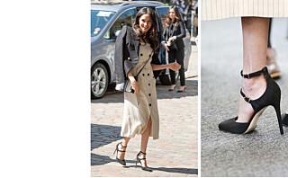 Derfor går hertuginne Meghan med for store sko!