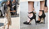 Derfor går hertuginne Meghan med for store sko (genialt triks!)