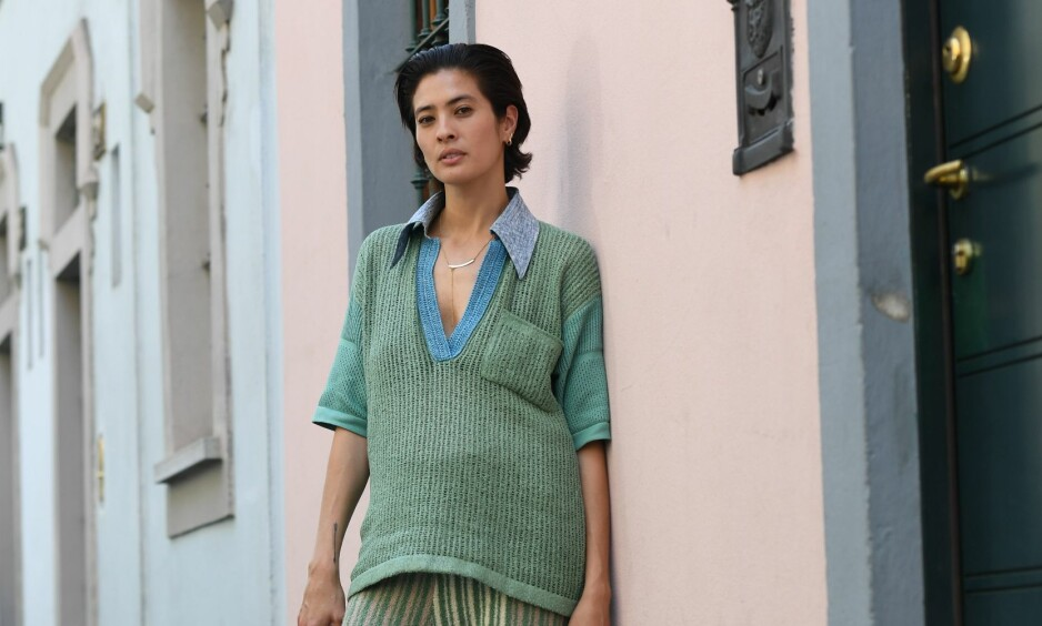 MENOCORE: Ordet er en forkortelse for menopause core, altså en stilretning for voksne damer som vil ha stilige, men komfortable klær. FOTO: NTB Scanpix