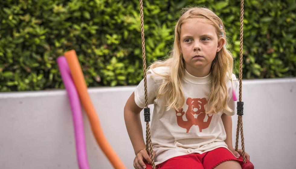 DÅRLIGE OPPLEVELSER: Ifølge barnepsykolog Elisabeth Gerhardsen er det flere norske barn enn vi er klar over som har hatt dårlige opplevelser knyttet til foreldrene og alkohol. Foto: AV-OG-TIL